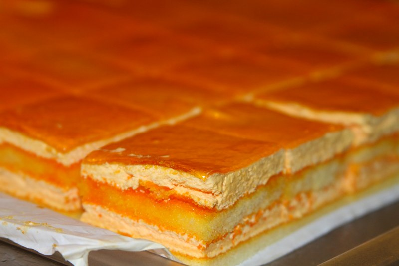 ... grease the pans like sunny orange layer cake recipe orange layer cake
